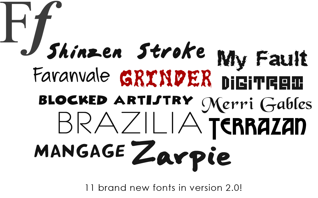 how to download new fonts